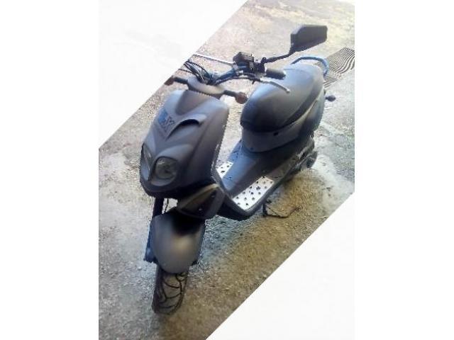 Peugeot Metal X 50 - 2007