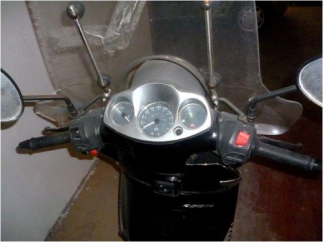 APRILIA Scarabeo tipo veicolo Scooter cc 250