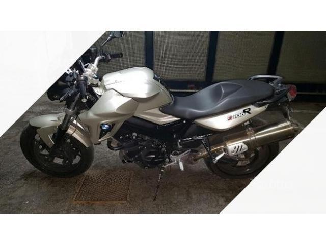 Bmw F800R 34cv - 2012