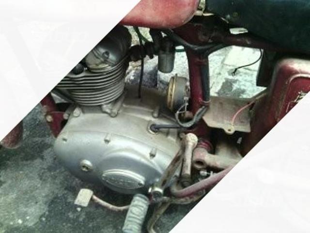 Ducati 125 epoca