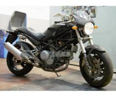 DUCATI Monster 1000 DS -(992 cc.-solo 11.000 km.)