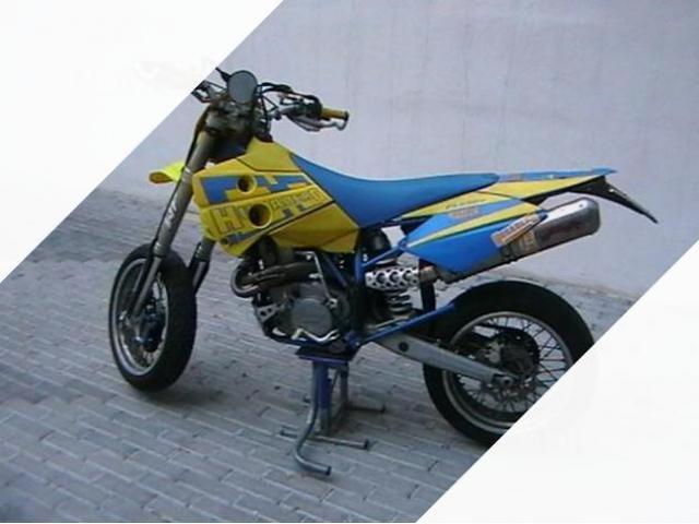 Husaberg fs 650 e come nuova - 2005