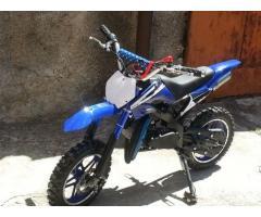 Mini moto benzina 50cc benzina NUOVA  ruote 10 pollici minimoto cross