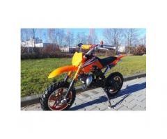 Mini moto enduro 50CC motocross mini benzina nuova