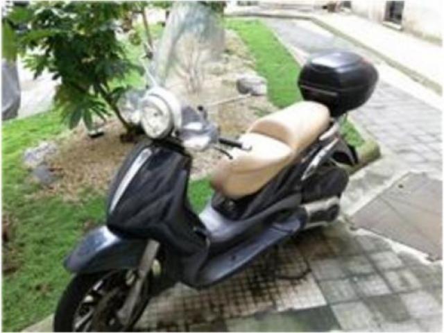 PIAGGIO Beverly tipo veicolo Scooter cc 500
