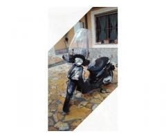 Piaggio Liberty 50 - 2012