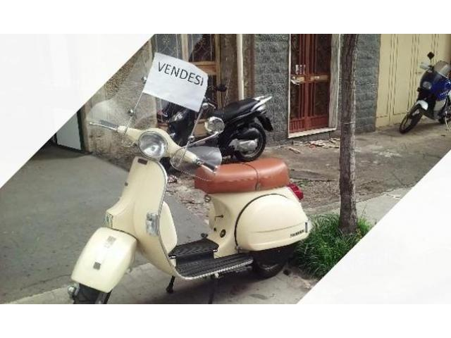 Piaggio Vespa 125 PX - 1981