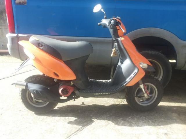Gilera Stalker scooter