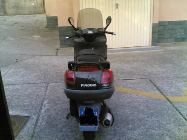X9 PIAGGIO AMALFI