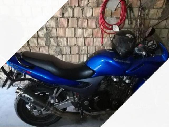 Kawasaki ZR 7 - 2004