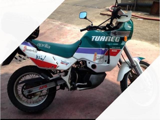 Aprilia Tuareg Wind 600 livrea Chesterfield - 1990