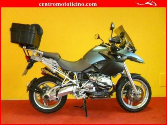 BMW R 1200 GS Azzurro - 73325