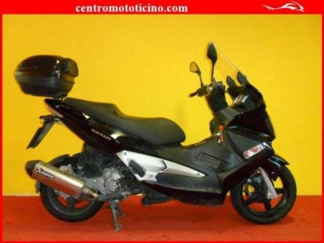 GILERA Nexus 300 Nero - 15075