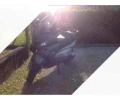Gilera Nexus 500 scooter