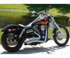 Harley-Davidson Wide Glide??
