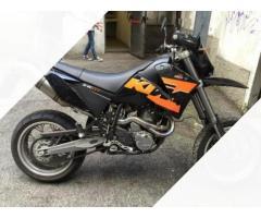 Ktm 640 lc4 - 2006