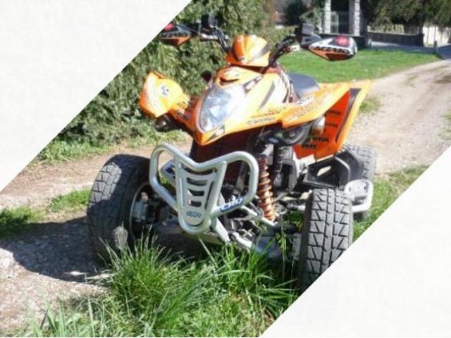 Kymco Maxxer 300cc - 2006