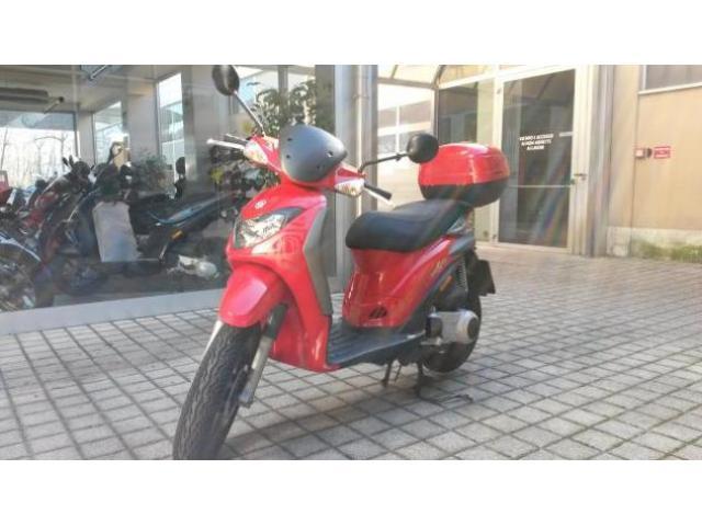 PIAGGIO LIBERTY S 200