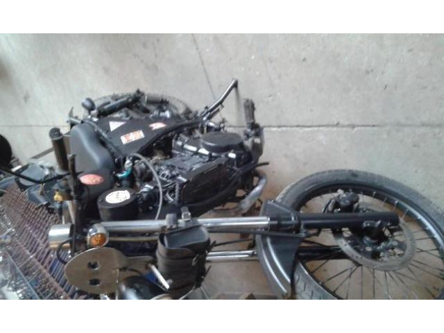 SUZUKI AN Custom cc 750
