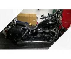 Triumph SpeedMaster - 2011