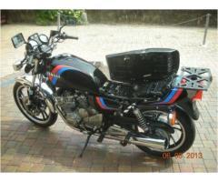 yamaha XJ cc 550 immatricolata 1980