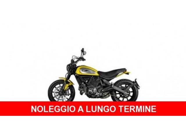 DUCATI Scrambler 450 ICON YELLOW