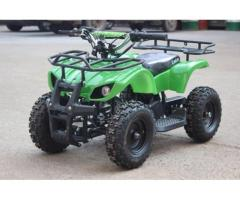 Quad con ruote da 6' pollici cross 49cc 2 tempi minimoto new model