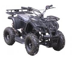 Quad con ruote da 6' pollici cross 49cc 2 tempi minimoto new model
