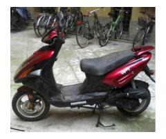 Scooter Motom Gypsy 50