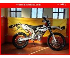 AJP MOTOS PR4 Enduro Pro 240 Bianco - 541