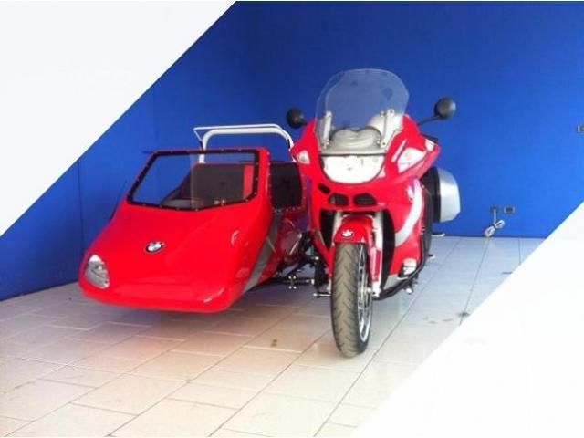 Bmw K1200GT con sidecar rimovibile