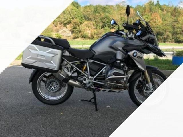 BMW R 1200 GS - 2014 - FULL OPT