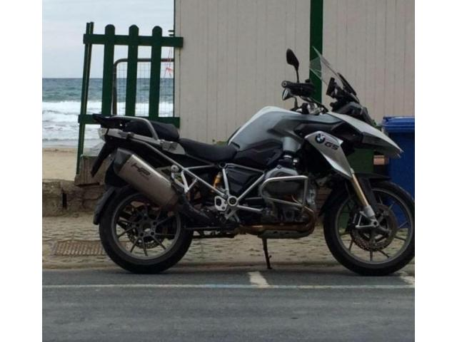 BMW R1200 GS LC - 2014