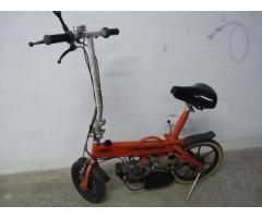 Ciclomotore pieghevole - Anni 70