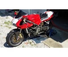 Ducati 996 - 2001