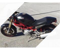 Ducati monster 600 semimanubri