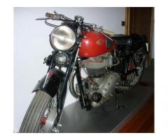 Gilera saturno 500 , 1946. Meraviglioso