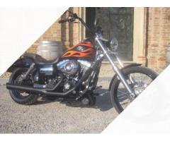 Harley-Davidson Dyna Wide Glide - 2010