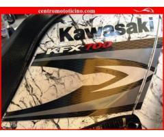 KAWASAKI KFX 700 F Bianco Mimetico - 2008