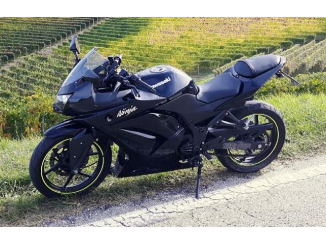 Kawasaki ninja 250R - 2011