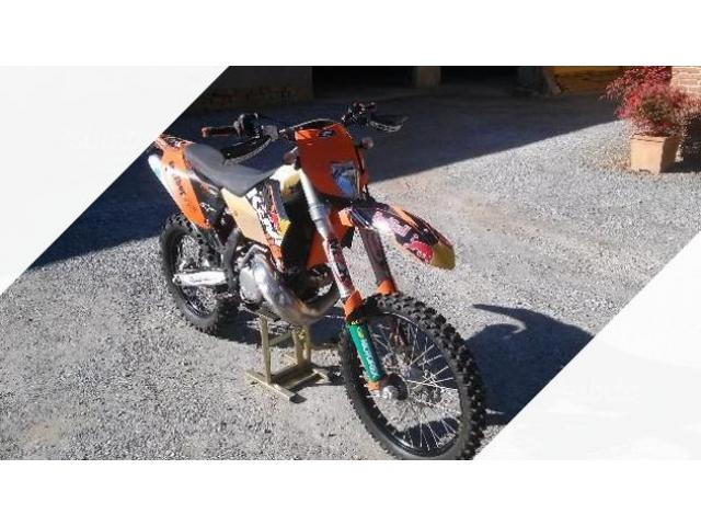 Ktm 300 exc - 2009