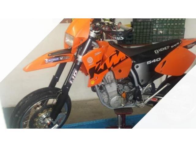 Ktm 520 exc - 2003