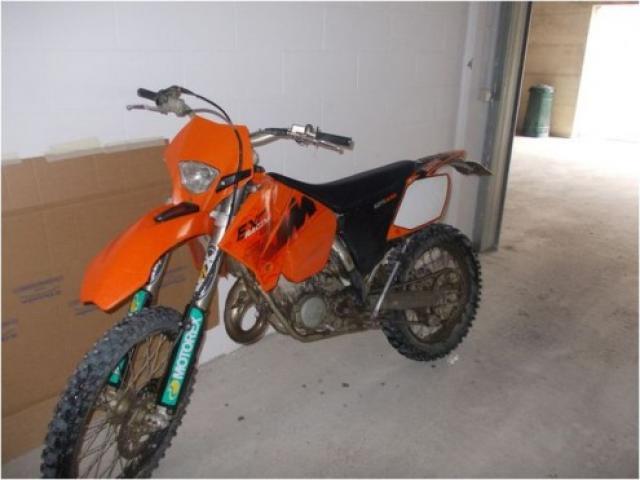 KTM Exc tipo veicolo Enduro cc 125