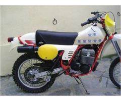 KTM  Regolarita cc 250 immatricolata 1980