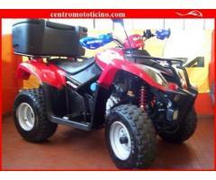 KYMCO MXU 250 ROSSO - 124746