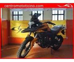OVER Tourer 250 Arancio - 0