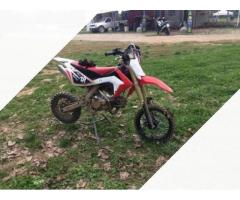 Pit bike beta r150