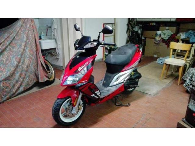 Scooter Sym Jet Sport x - 2009
