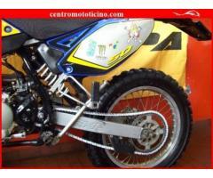SHERCO 50 Enduro BLU GIALLO - 12800