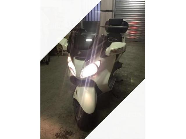 Suzuki Burgman 650 - 2011